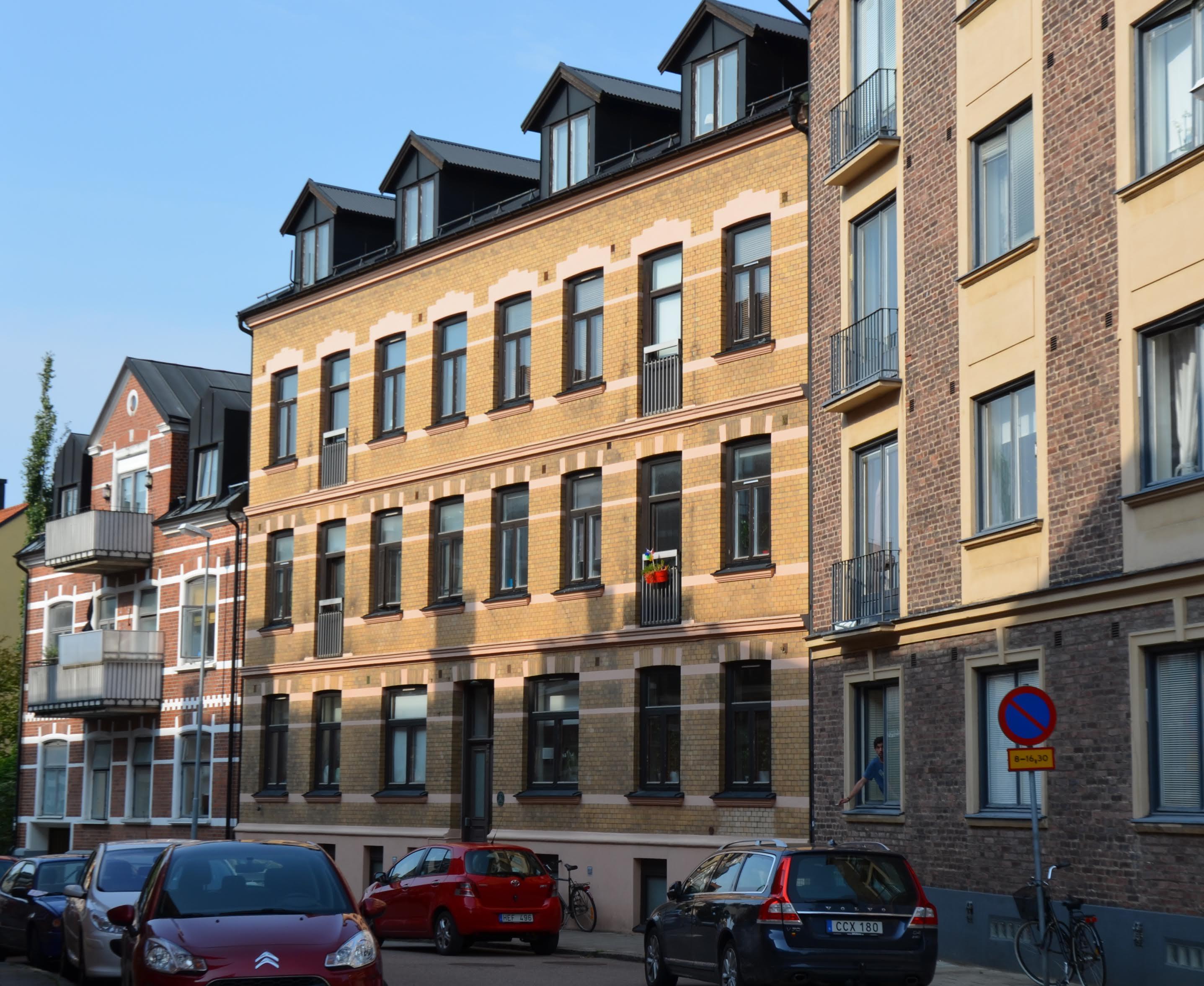 Brommagatan 9 Tågaborg