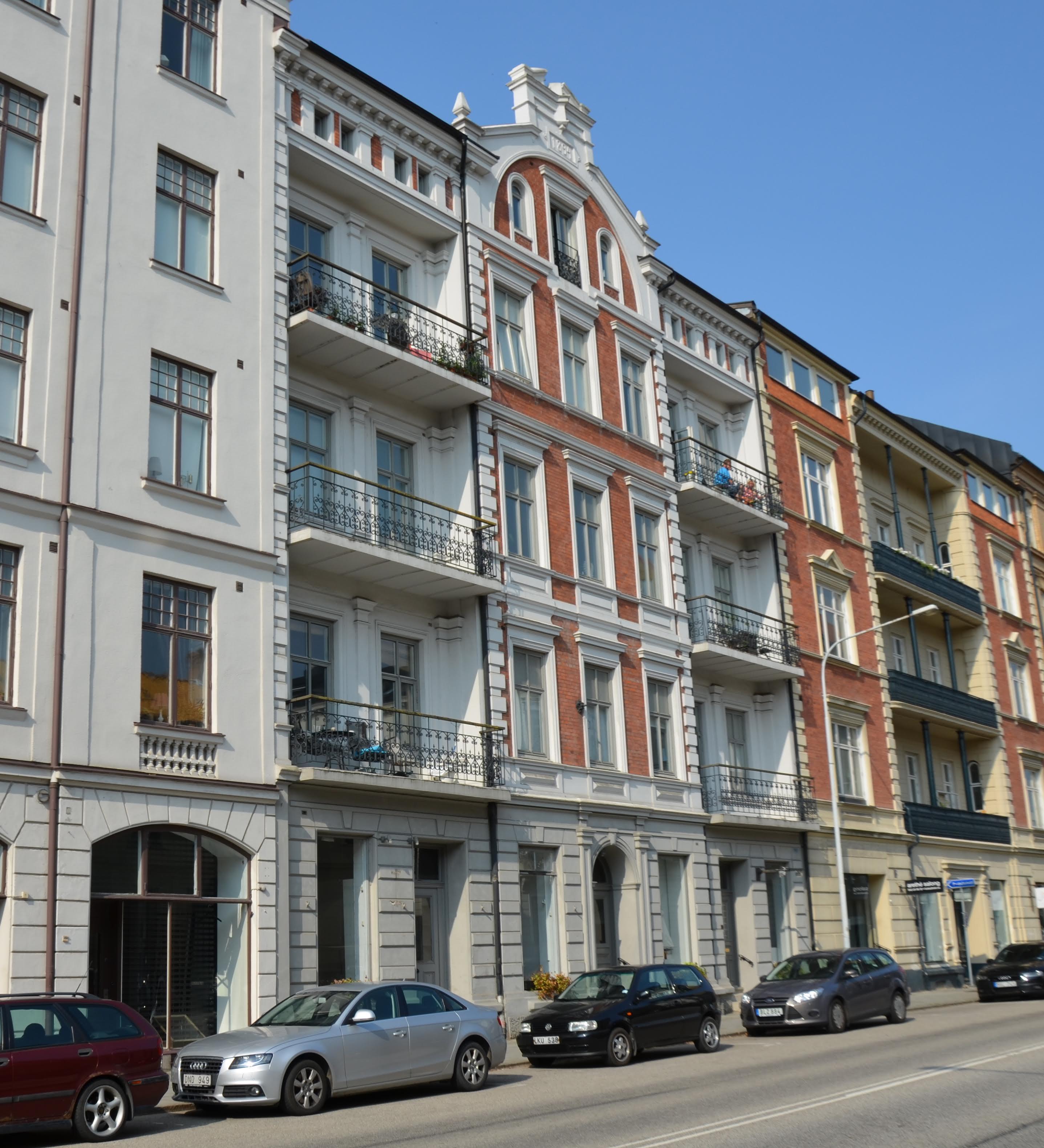 Drottninggatan 29  Centrum