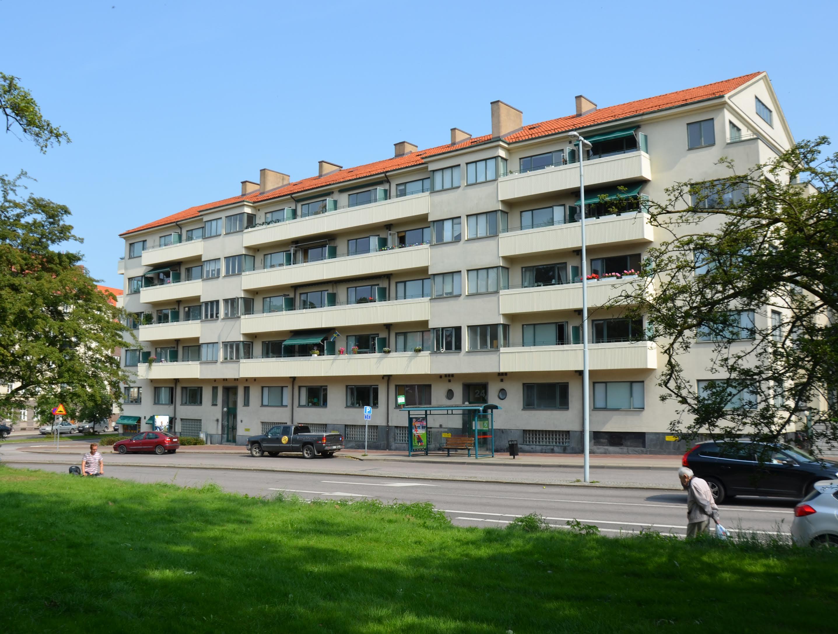 Kopparmöllegatan 24 & 26 Tågaborg